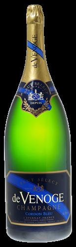 Afbeelding van De Venoge Cordon Bleu brut méthusalem (6 liter)