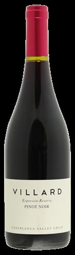 Afbeelding van Villard Expresion Reserve Pinot Noir