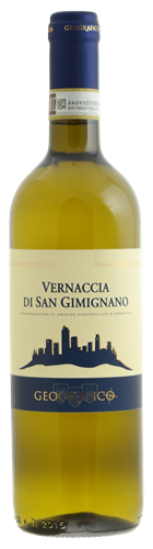 Afbeelding van Geografico Vernaccia di San Gimignano