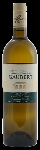 Afbeelding van Vieux Château Gaubert blanc