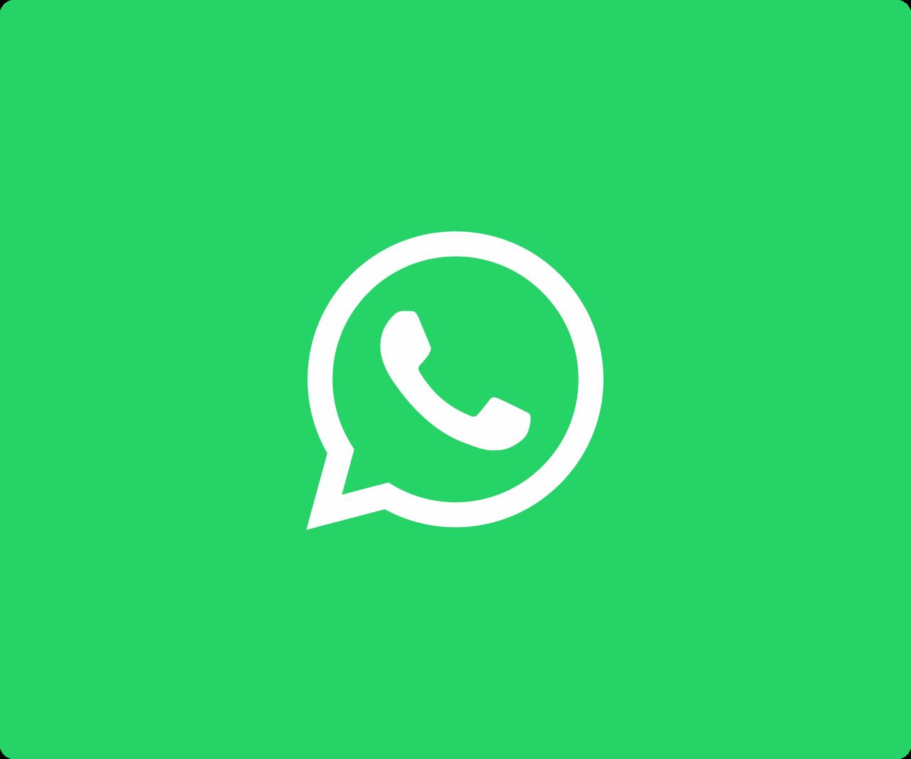 U kunt ons nu ook via WhatsApp Business bereiken