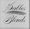 Afbeelding voor fabrikant Sables Blonds