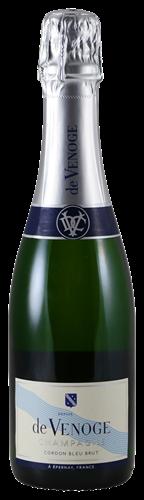Afbeelding van De Venoge Cordon Bleu brut demie (0,375 liter)