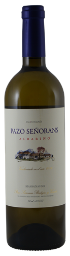 Afbeelding van Pazo Señorans Albariño