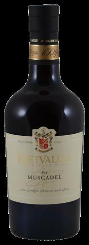 Afbeelding van Rietvallei Estate Red Muscadel (0,5 liter)
