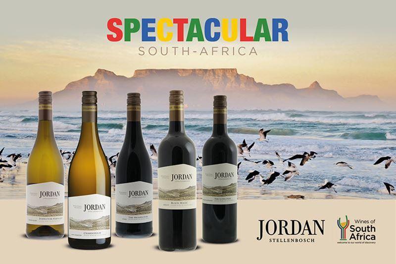 Jordan - Stellenbosch